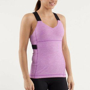 Lululemon Push Your Limits Tank Ultra Violet 10